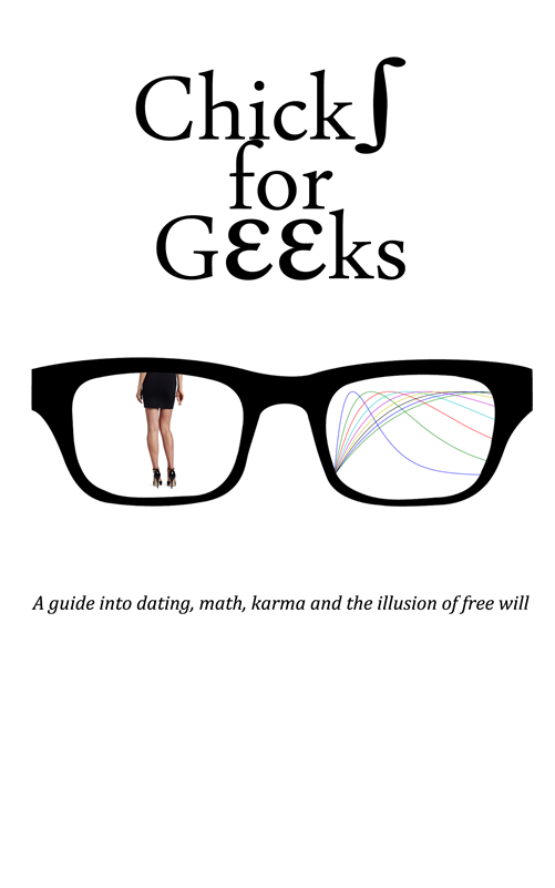 """Chicks for Geeks"" Cover"